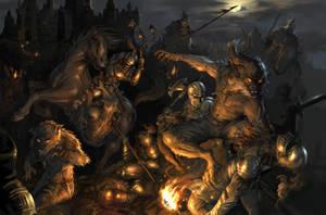 Werewolf-Hunt by Finstarr