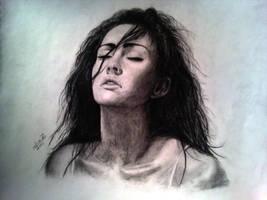 Megan Fox by Surreal-Portrait