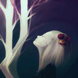 Forest bird by humanealien