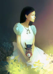 Alice Madness returns by humanealien