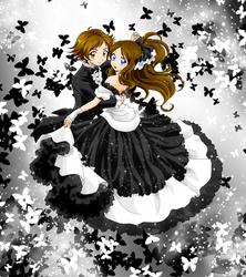 Black and White by chikorita85