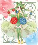Roselia princess- Commission by chikorita85