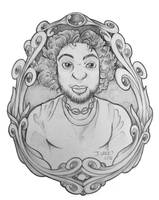 Self portrait by EmperorMegas