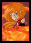 Kenshin the... FoMar? by querulousArtisan