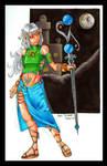 Etsuya: Mage of Night by querulousArtisan