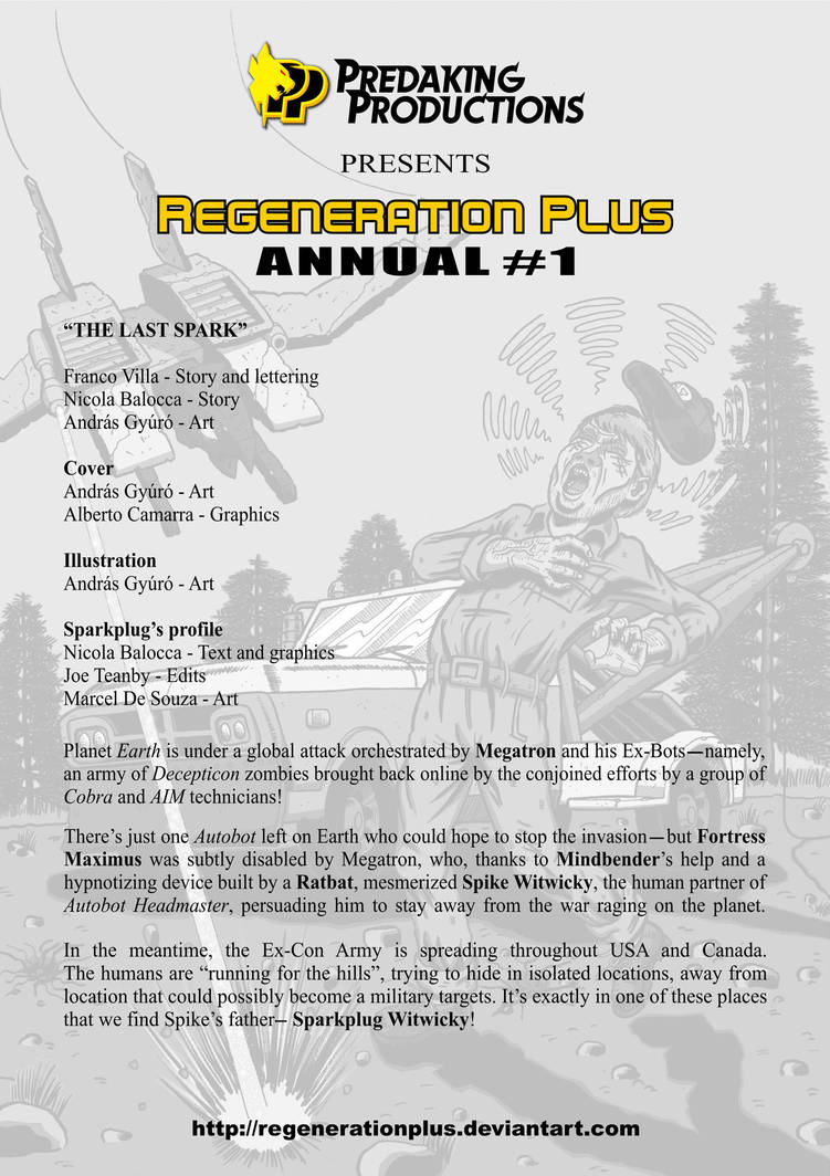 R+ A#01 p00 Intro by RegenerationPlus