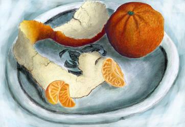 Oranges by mmiller8