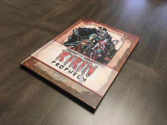 The Kirin Prophecy - hardcover edition by TedKimArt