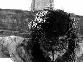 Jesus Cross by Robot-H3ro
