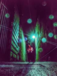 Midnight Zone. by EyeJail