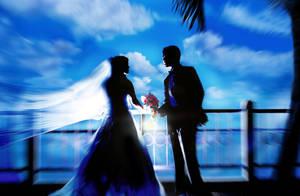wedding by Diamonster