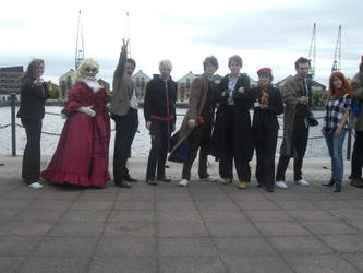 Doctor Who Meet IV by aragornsgirl333