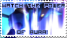 Lucario Stamp by ShadowofDesaster