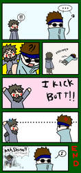 kick-butt kiba by Freakin-WhatTheHeck
