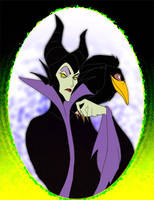 Maleficent on Movie by Yamamoto1003