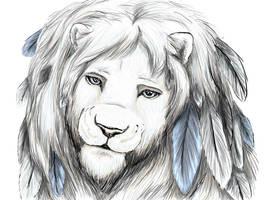 Lakos Lion by dannonlee