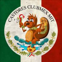 MIT ClubMex Castores Tricolor by blackaller