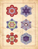 Kaleidoscopes by blackaller