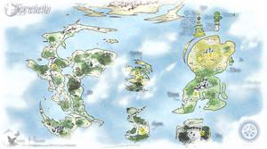 The World:Foretetu by PkingSora