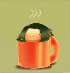 Wake up... by PkingSora