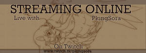 STREAMING: ONLINE! by PkingSora