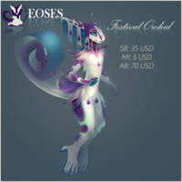 CS Eoses - Festival Orchid - Auction -  CLOSED by PkingSora