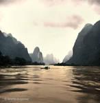 Li River Yangshou by Hestefotograf