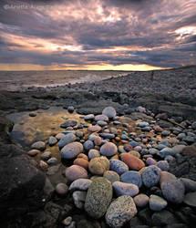 Candy Beach by Hestefotograf