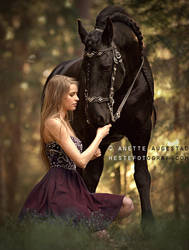Fairytale by Hestefotograf