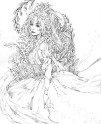 Commission: Angelina by bluesaga331
