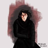 Star Wars: Kylo Ren by M-ariazell