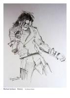 Michael Jackson History by HitomiOsanai