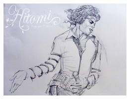 Michael Jackson Bad  o2 by HitomiOsanai