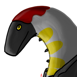 President Apatosaurus by RRDinoProductions