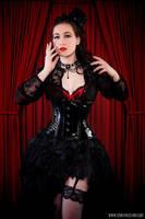 Burlesque show by SenoritaPepita