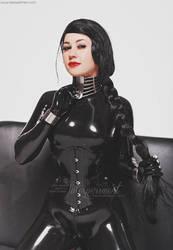 Clad in black by SenoritaPepita