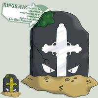 it looks cross with me D: by G-FauxPokemon