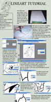 Tutorial 1: lineart by G-FauxPokemon