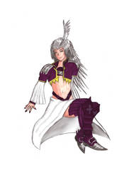 Kuja by Electricfox5