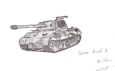 Panther by Electricfox5