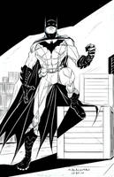 Batman by ablackmanpresents