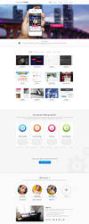 Millenium - Responsive creative portfolio full by NumarisLP