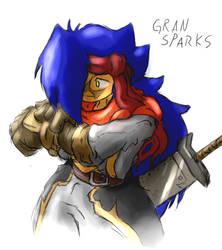 IGran SparksI by SusakeKes