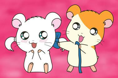 Here, I'll Help You by kukimao