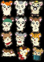 Ham Boys by kukimao