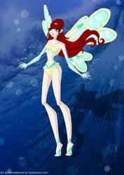 Like The Ocean by Bonniebun4