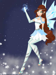 Break the ice by Bonniebun4