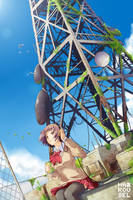 Radio Tower by harousel
