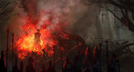 Burning by Chenthooran