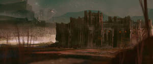 The Black Fort by Chenthooran